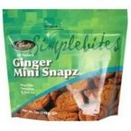 Pamela's Ginger Simple Bites Gluten Free ( 6x7 Oz)