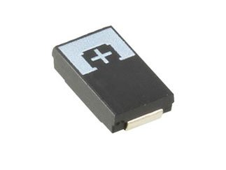 PANASONIC INDUSTRIAL DEVICES 2R5TPE330MI TPE Series 330 uF ±20 % 2.5V Surface Mount Polymer Solid Tantalum Capacitor - 3000 item(s)