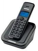 Daewoo DTD 1100 - Teléfono Fijo Inalámbrico: Amazon.es: Electrónica