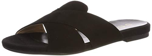 Femme ks Mules Unisa Noir black Black Colby 5zqgnW4nE0