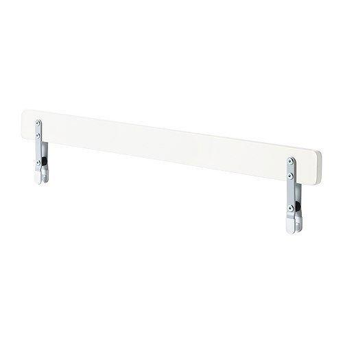 Ikea Barandilla, Madera, Blanco, 90x8x4