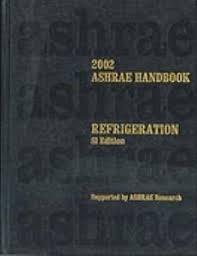 2002 Ashrae Handbook: Refrigeration : Inch-Pound Edition (Ashrae Handbook Refrigeration Systems/Applications Inch-Pound System)