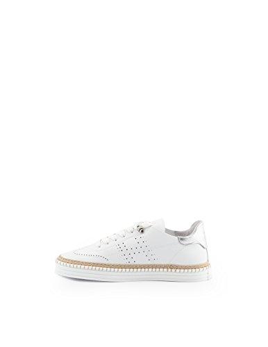 Hogan Dame Hxw2600ad30igg0351 Weiss Leder Sneakers IrCI2EPdr