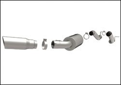 Magnaflow Cat Back Exhaust System 16999 (Exhaust System 03 Duramax compare prices)