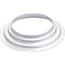 GTX Studio Speed Ring 152mm insert for Richter/Hensel, Silver (Hensel Speed Ring)