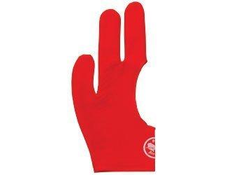 Sir Joseph Billiard Glove - Extra Small - Red
