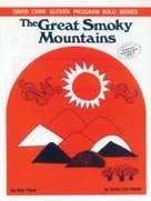 Great Smoky Mountains - Piano Solo - Early Intermediate - Sheet Music ()
