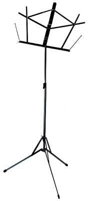 On-Stage SM7122BB Compact Folding Sheet Music Stand
