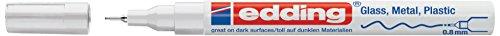 edding Glanzlack-Marker creative 780, 0,8 mm, weiß
