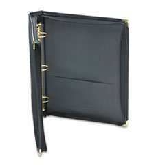 Samsill Classic Collection Zippered Ring Binder, 11 X 8-1/2,