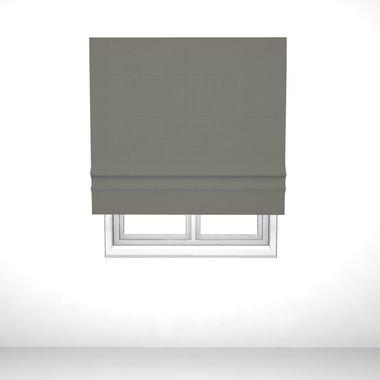 Raffrollo klassisch Premium in Leinen 55 0,40 m x 0,80 m von Saustark Design ...