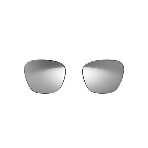 Bose Frames Lens Collection, Mirrored Silver Alto Style (Polarized), interchangeable replacement lenses, ()