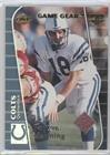 Peyton Manning Gear - Peyton Manning (Football Card) 1999 Collector's Edge Peyton Manning Game Gear - Promos [Base] #PMTR