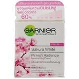 New Garnier Sakura White Moisturizing Cream SPF21 50ml