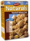 Moms Best Naturals Wheat Fuls Toasted Cereal, 24 Ounce - 12 per case.
