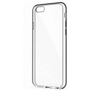 buy popular eb538 0878e Vivo v5s Transparent Back Cover
