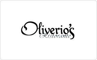 Oliverio's Ristorante Gift Card - Stores Morgantown