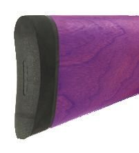 Pachmayr Ultra Soft Magnum Trap Recoil Pad XLT, Black Base - Large, 1.15 01641 by Pachmayr