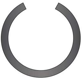 DRB-018 DIN 7993B Pkg of 270 18mm Internal Round Ring Plain Spring Steel