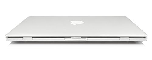 Macally ProShell Clear Hardshell Protective Case For 13-inch MacBook Pro with Retina display -