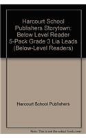 Storytown: Below-Level Reader 5-Pack Grade 3 Lia Leads pdf