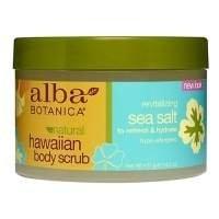 Alba Hawaiian Body Scrub, Sea Salt, 14.5 oz