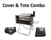 Green Mountain Grills Davy Crockett Pellet Grill PACKAGE, Cover and Tote included - WIFI enabled