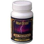 Cc Pollen High Desert Bee Propolis Tablets, 60 Ea (6-pack) Cc Bee Pollen