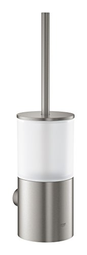 GROHE Atrio | Accessories - Toilet Brush Holder | Supersteel | 40314DC3