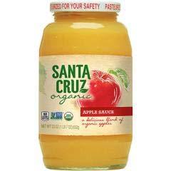 Santa Cruz Organic - Apple Sauce (12-23 OZ) Apple Sauce