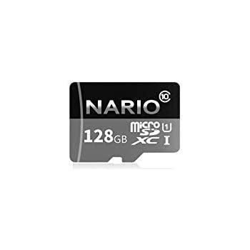 NARIO 128GB Micro SD SDXC Card High Speed Memory Card With SD Card Adapter