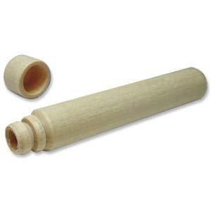 Wood Needle Case Cases Large