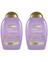 OGX Haircare - Limited Edition - Candy Gumdrop - Shampoo & C