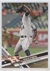 Mike Fiers #1660/2,017 (Baseball Card) 2017 Topps - [Base] - Gold #496