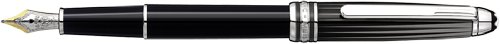 Montblanc Meisterstuck Solitaire Doue Black and White 101404, Fountain Pen
