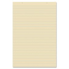 Ruled Tagboard Sheets, Ruled 1-1/2'''', 100Shts, Manila, Sold as 1 Package, 100 Each per Package by Pacon