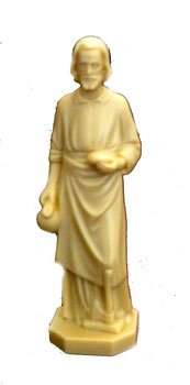 St Joseph Statue Home Seller Faith Saint House 3 5 Inch
