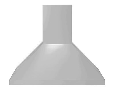 Classic Chimney Wall - Viking DCWH30421SS: 30