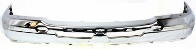 04 silverado 1500 front bumper - 8