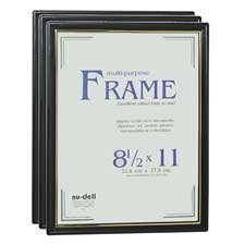 Document Frame, Easy Slide -In Feature, 8-1/2\