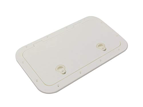 "Five Oceans Marine Access Hatch with Lock 23 – 7/16"" x 13 – 11/16"" – BC 2348 by Five Oceans"