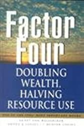Factor Four Doubling Wealth Halving Reso