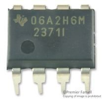 TEXAS INSTRUMENTS TLV2371IP IC, OP-AMP, 2.4MHZ, 2V/ us, DIP-8 (10 pieces)