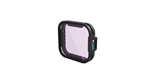 GoPro AAHDM-001 - Filtro para Buceo en Aguas costeras para GoPro Super Suit, Color Negro