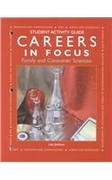 Read Online Careers in Focus--Family and Consumer Sciences: Student Activity Guide [Paperback] [2003] Lee Jackson ebook
