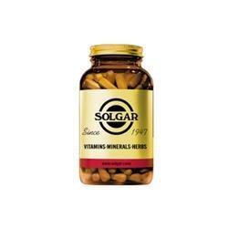 Natural Herbal Solgar capsules végétales diurétiques, 100 V Casquettes