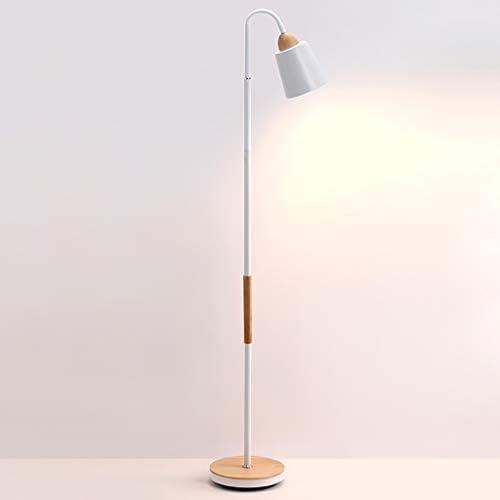 Floor DL Lámpara de pie Estudio Moderna Sala De Estar Minimalista ...