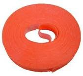 Hook and Loop VELCRO 1832-OW-PB//B Orange Nylon Onewrap Strap 5//8 Wide 15 Length