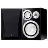Yamaha NS-6490 3-Way Bookshelf Speakers Finish  Black
