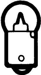 Wagner Lighting 53 Miniature Bulb - Box of 10